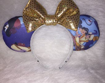 Aladdin inspired mouse ears!