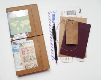 Washable paper Passport/ticket holder travel wallet