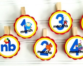 baby tv First Year clips Baby tv Year at a Glance tags baby first Party Baby's 1st tv Birthday baby tv Party Decor
