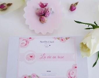 La Vie en Rose wax tart