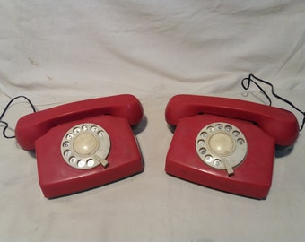 Two Phones - Vintage Toys