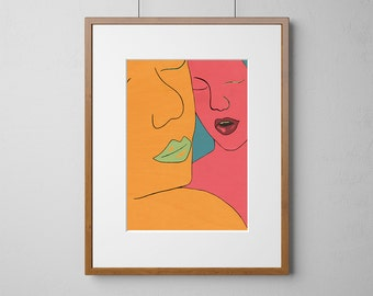 Dreams Art Print | Wood Wall Art | Birch Wood |  A3 or 12 x 16 Inch | Free Shipping Worldwide