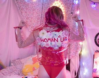 Woman Up Jacket