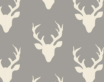 Buck Forest in Mist by Art Gallery Fabrics