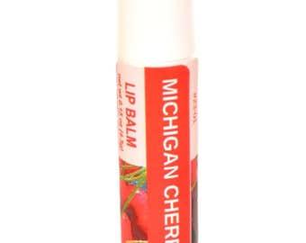 Michigan Flavors Lip Balm Michigan Cherry Lip Balm