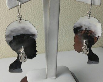 Gye Nyame Soul sista earrings