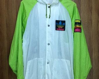 80s ADIDAS Marines Sport Light Winbreaker Jacket