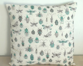Cushion cover with print
