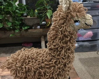 Larry Llama Stuffy