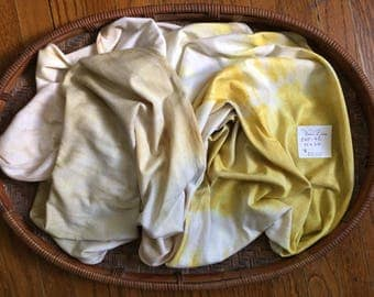 Cotton Jersey Infinity Scarf (INF - 4c)