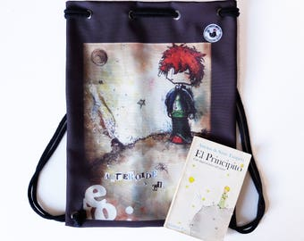 Little Prince Backpack Recycled