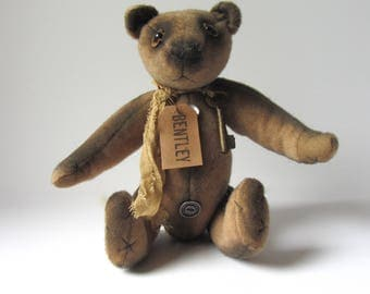 Bentley Plush Bear