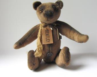 Bentley Plush Bear