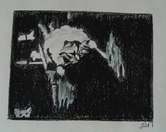 "cat/art/ ""Shadowcats"""