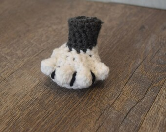 Cat Paw Chair Sock - Chair Sock - Protective Cover For Chairs - Cat Socks For Chairs - Cat Paw Socks - Cat Paw Socks For Chairs - Funny Gift