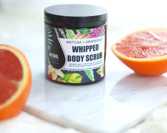 Whipped Body Scrub