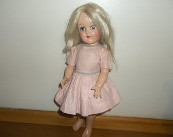 Vintage  Ideal 50's Toni Doll P91/TLC~~~Sale~~~~