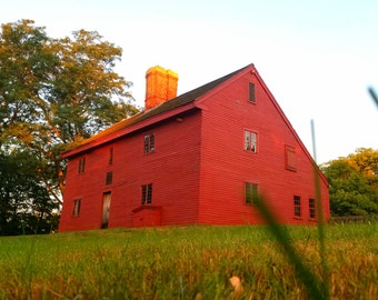 The Rebecca Nurse Homestead - Of the Salem Witch Trials