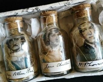 Bottled Writers