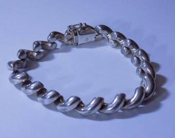 San Marco Bracelet Italian sterling silver bracelet