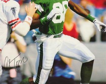 Al Toon New York Jets 1989 Poster