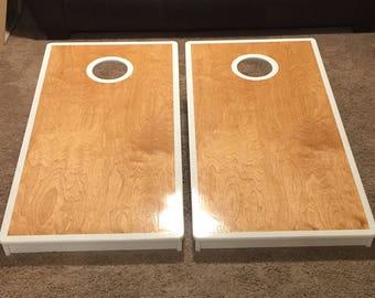 Custom Handmade Cornhole Board