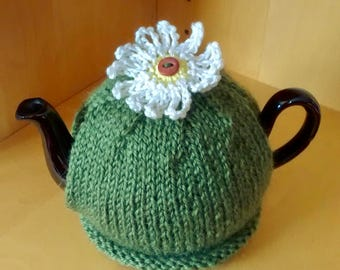 Daisy One Cup Teapot Cosy