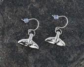 Sea Tail Dangle Earrings ...