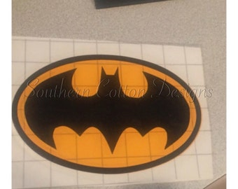 Batman Decal, Various Sizes