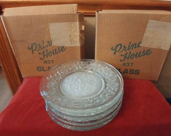 Princess House Dessert/salad plates