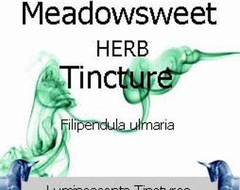 Meadowsweet Tincture - Filipendula ulmaria