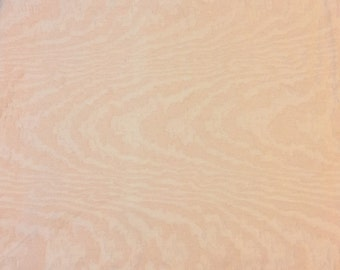 Pink Moire Fabric. Faux Bois Fabric. Watered Silk Fabric. Cotton Moire Fabric. Solid Pink Fabric. Watered Fabric. Wood Grain Fabric.
