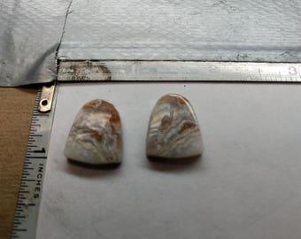 Matched pair art stones