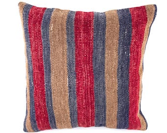 Vintage Turkish Kilim Cushion