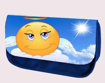 Emoji ANGEL COLOUR pencil case / Make-up bag