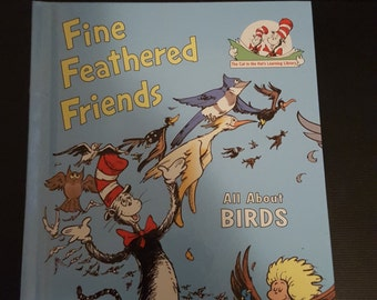 Dr Suess Fine Feathered Friends