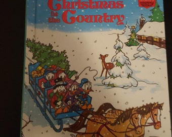 Disney Christmas in The Country