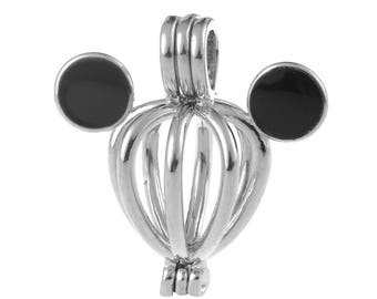 Mickey and Minnie Cages