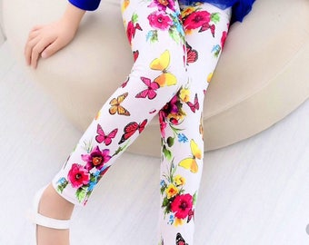 Butterfly Kisses Leggings