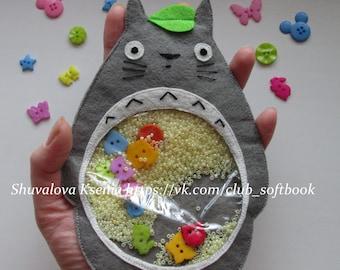 My Neighbor Totoro felt