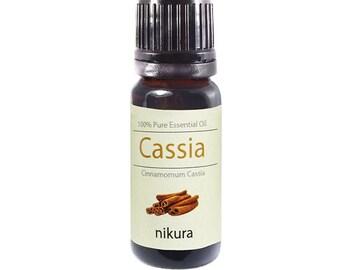 100% Pure Cassia Essential Oil 10ml, 50ml, 100ml