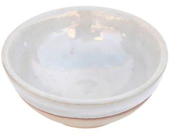 Salad Bowl in Grunge Glaze