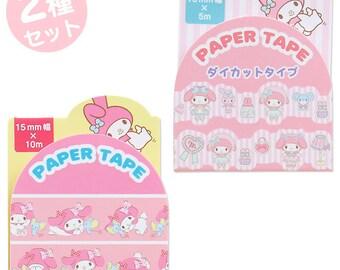 Sanrio My Melody Masking Tape Set