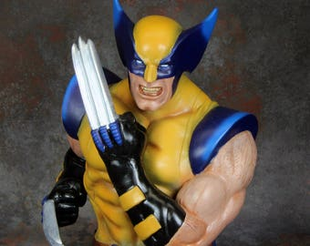 Wolverine Toy Bank
