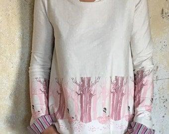 Froeken Frida shirt Almuth