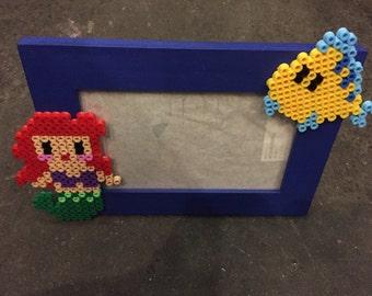 Disney Little Mermaid Hama bracket Pearl photo frame