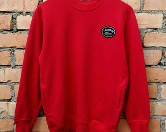 Vintage Lacoste Sweatshirt Crew Neck M Size