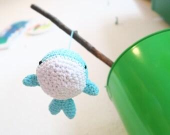 Mobile - whale Pino
