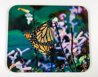 Mouse Pad - Mating Butterflies