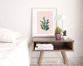 Cactus Print - Cacti Print - Succulent Print